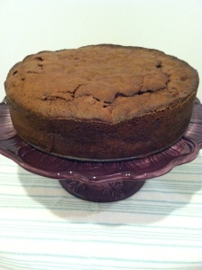 Chocolate Fig Whole Cake