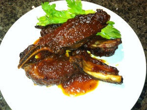 Barbeque Pork Ribs