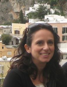 Yvette in Positano2