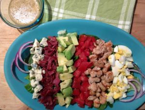 Cobb Salad     new