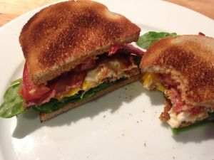 Turkey Bacon BLT