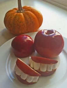 apple marshmellow treats photoshop