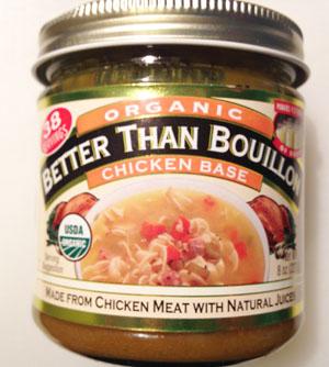 Chicken Bouillon photoshop