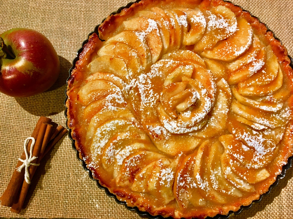 French Apple Tart 112017