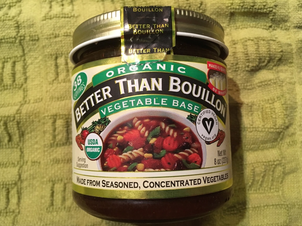 veg bouillon